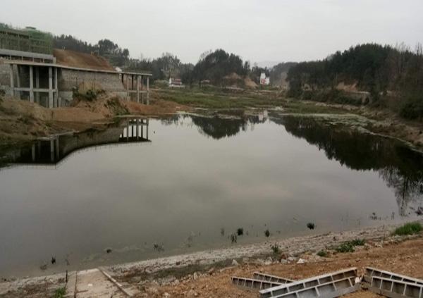 白兔岭水库工程