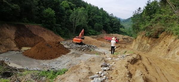 河南金平矿业有限公司新建饰面用花岗石矿尾渣综合利用项目土地垭排渣场